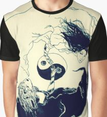 YinYang  Graphic T-Shirt
