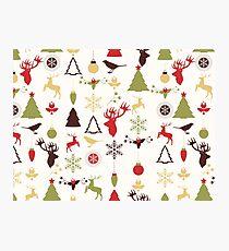 Christmas Photographic Print