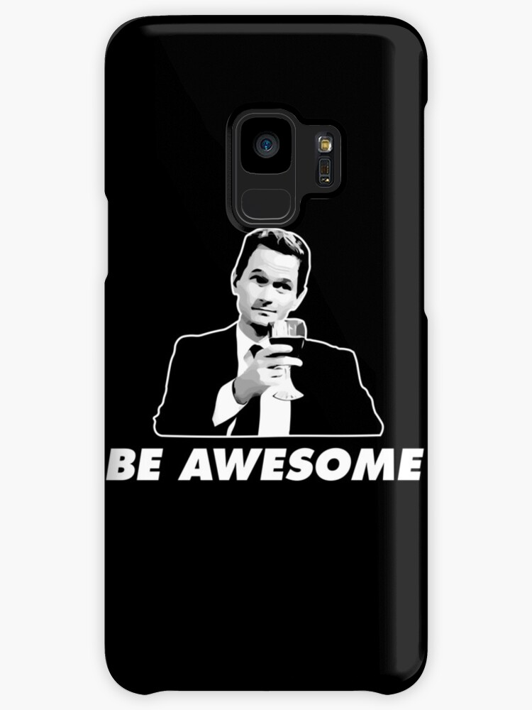 Be Awesome Barney Stinson How I Met Your Mother by SugarOP