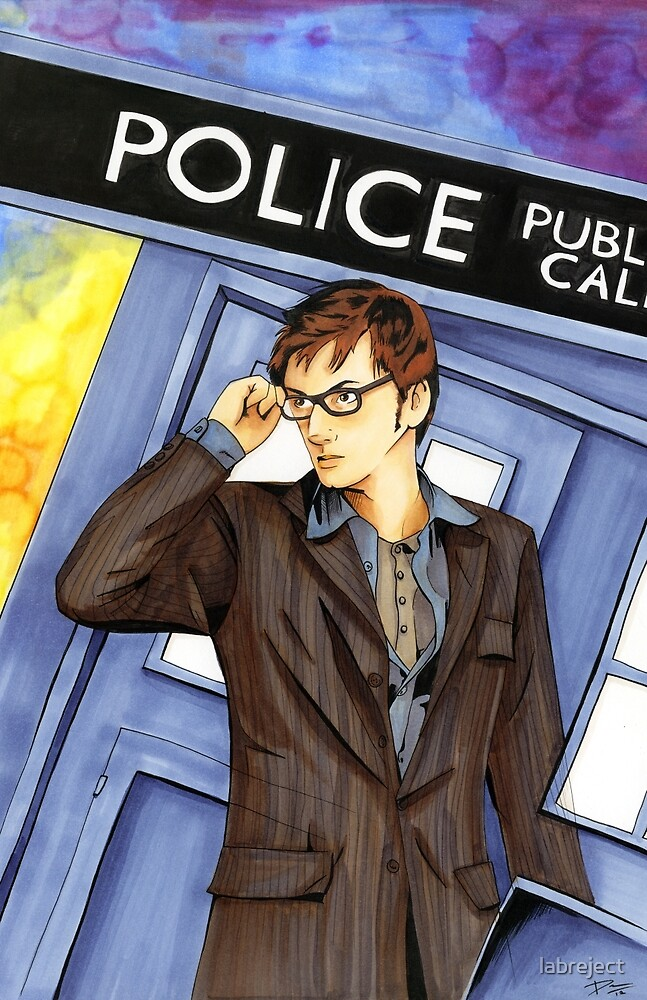 The Doctor by labreject