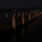 Kully Bay Pier by rom01