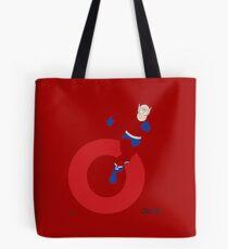 Orion - Superhero Minimalist Alphabet Clothing Tote Bag