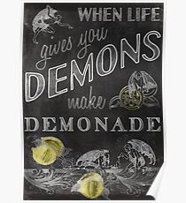 When Life Gives You Demons... Poster