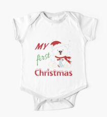 My first Christmas Kids Clothes