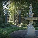 The fountain at Gibraltar by nastruck