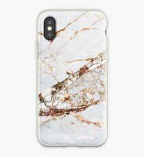 Gebrochener Marmor iPhone-Hülle & Cover