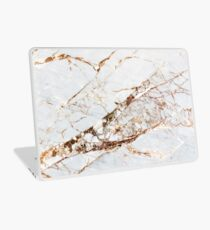 Cracked Marble  Laptop Skin