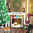 Cozy Christmas by Holly Hatam