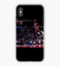 Michael Jordan Slam Dunk 2 iPhone Case