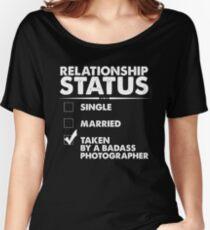 Photographer Shirt Best Gifts For Your Boyfriend, Girlfriend Women's Relaxed Fit T-Shirt