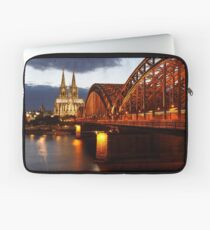 Cologne on the Rhine Laptoptasche