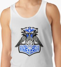 Ravens Hammer of Thor Men's Tank Top