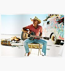 KENNY CHESNEY TOURS 13 Poster