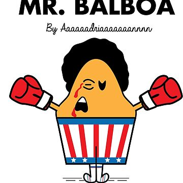 Mr Blboa by CallingAllNerds
