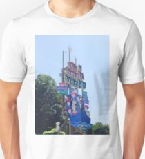 Its a small World Unisex T-Shirt
