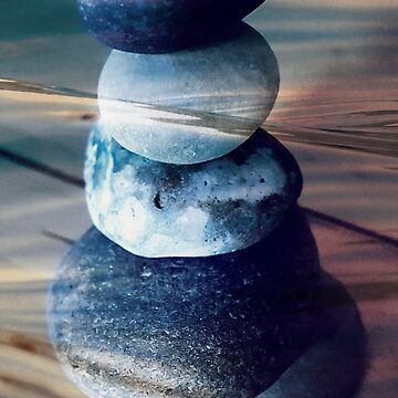 Balancing stones by ceceraven