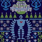 Christmas Castle by machmigo