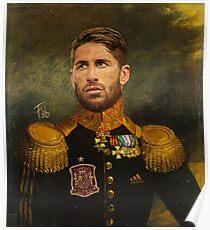 Don Sergio Ramos Poster