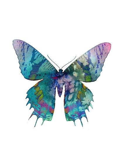 Butterfly by Schyljuk