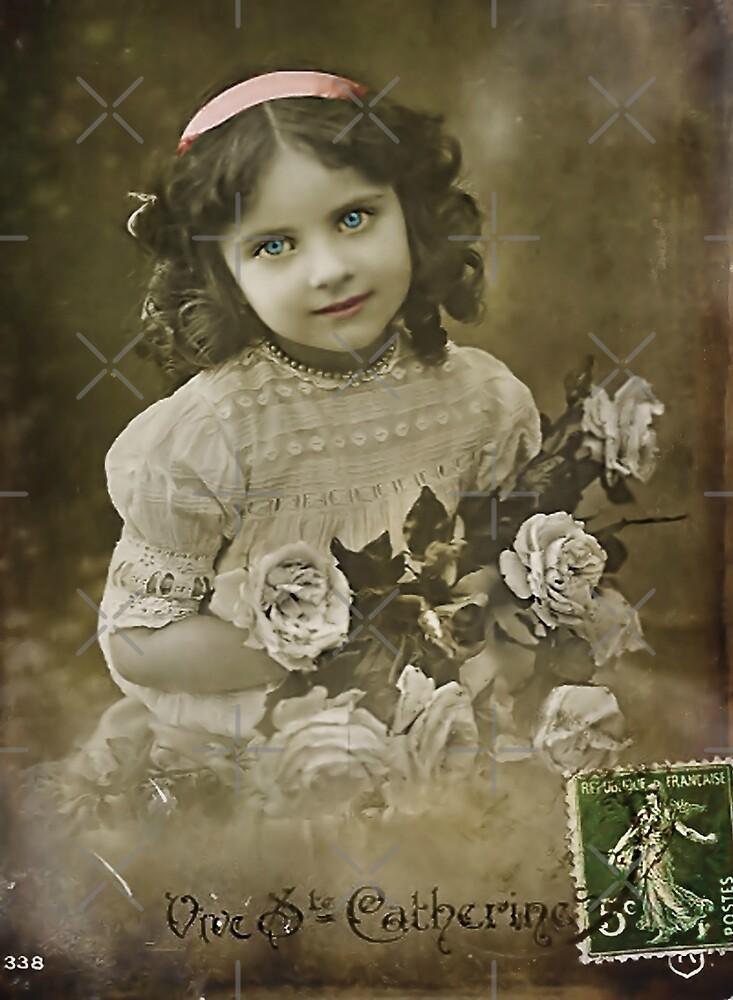 The Flower Girl by Scott Mitchell