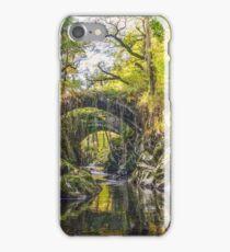 Penmachno Roman Bridge  iPhone Case/Skin