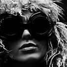Black Glasses by Jean-Luc Rollier