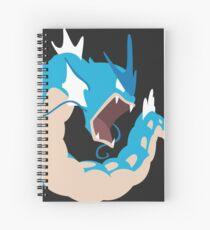 Gyarados Spiral Notebook