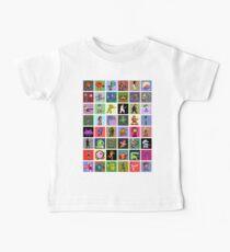 Pixel Heroes Baby Tee