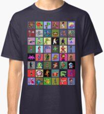 Pixel Heroes Classic T-Shirt