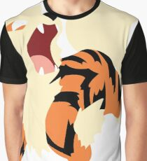 Arcanine Graphic T-Shirt