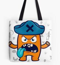 Lustiges Monster Tasche