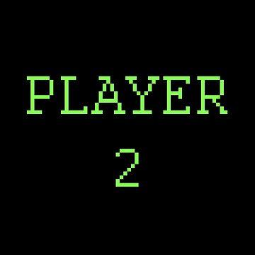 Player 2 by elliemar