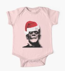 Frankie Likes Xmas One Piece - Short Sleeve