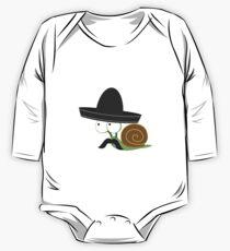 Caracolcito Bandito snail  Kids Clothes
