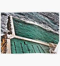 Bondi Icebergs - Bondi Beach Poster