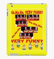 funny iPad Case/Skin