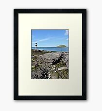 The Time Came To Watch & Watch I Have Framed Print