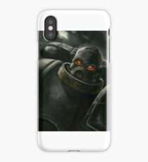 Shall know no fear iPhone Case