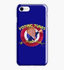 Voting Tunes iPhone Case/Skin