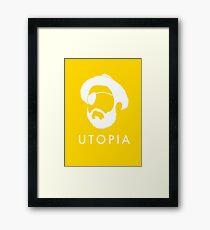 UTOPIA - Wilson Framed Print