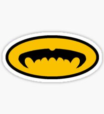 'Stacheman Sticker