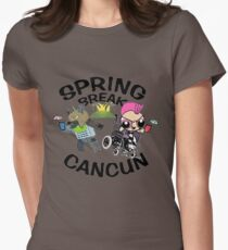 [VINTAGE] Spring Break 2003 Womens Fitted T-Shirt