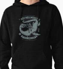 Lochness Monster - Cryptids Club Case file #200 Pullover Hoodie