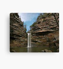 Cedar Creek Falls, Petit Jean Canvas Print