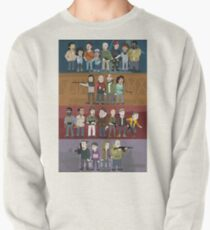 The Four Groups Pullover