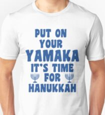 Put On Your Yamaka Unisex T-Shirt