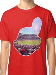 Chief Wahoo - Progressive Field Classic T-Shirt