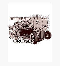 ROGUE CRUISER Photographic Print