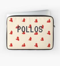 Pollos - chicken Laptop Sleeve