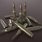 Bullets by Akuma91
